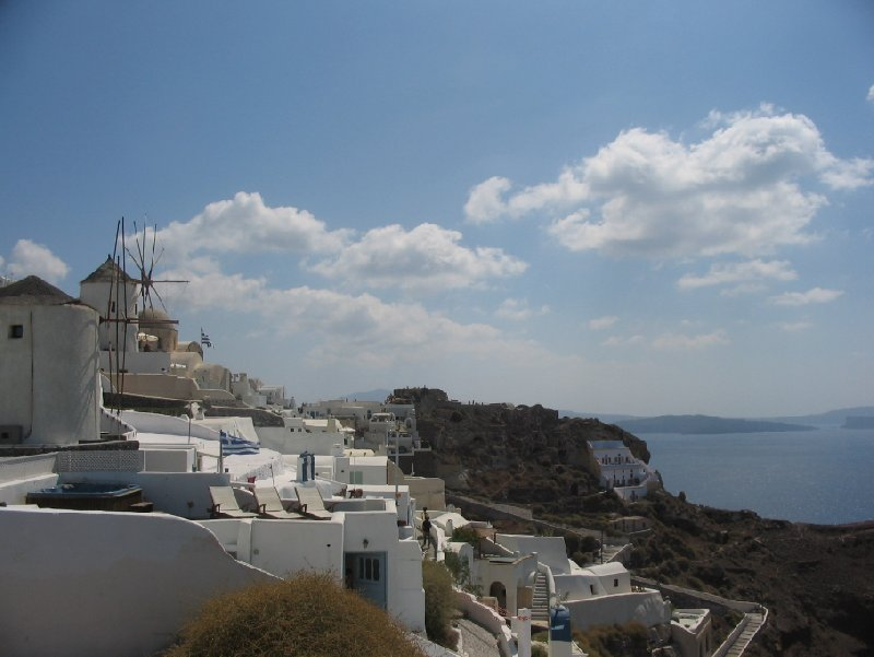 Nice stay in Santorini Oia Greece Holiday