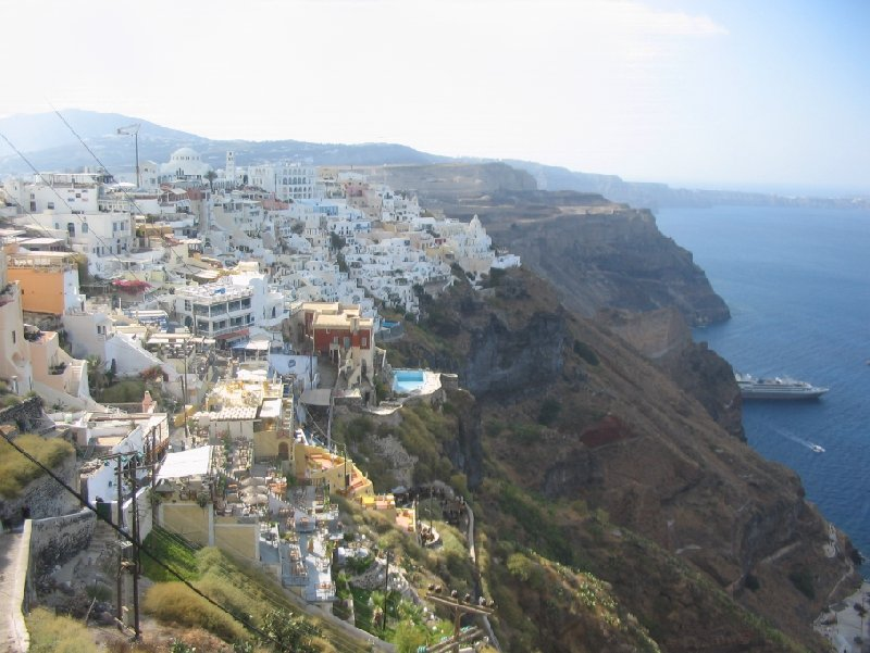 Nice stay in Santorini Oia Greece Travel Package