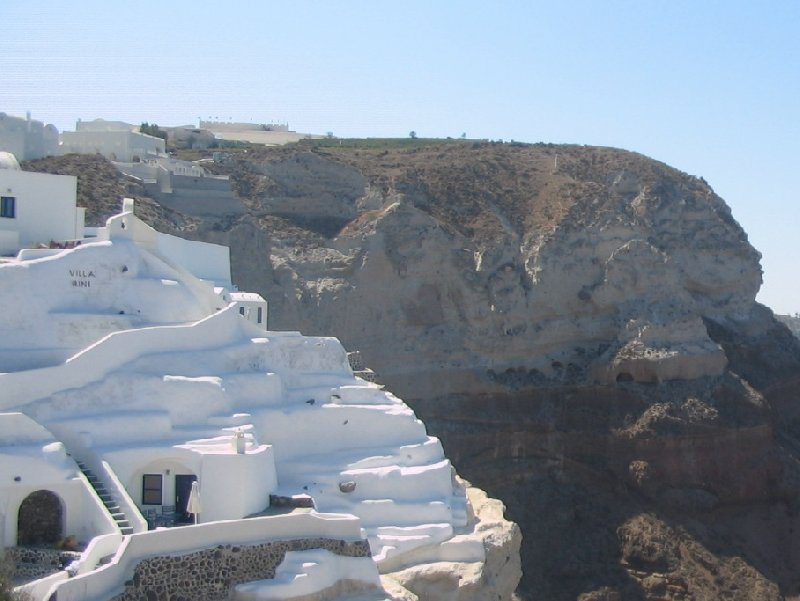 Oia Greece Vacation Information