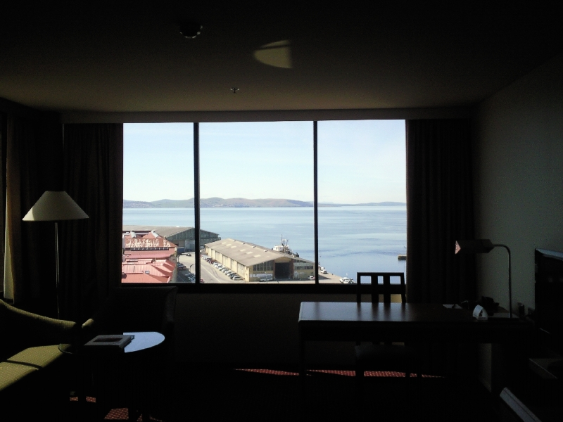 Photo Hotel in the heart of Hobart waterfront