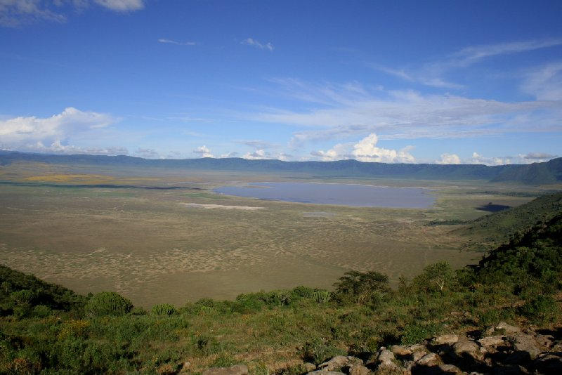 Photo Ngorongoro crater safari Tanzania During