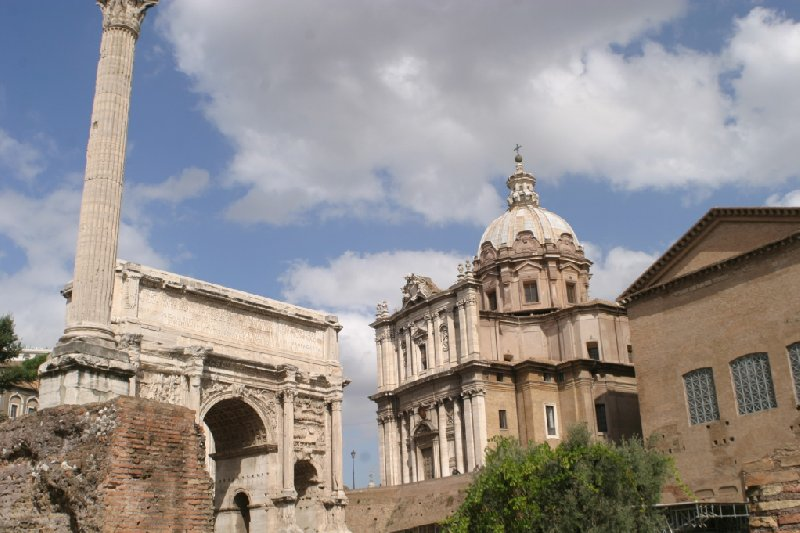 Rome Italy Vacation Photo
