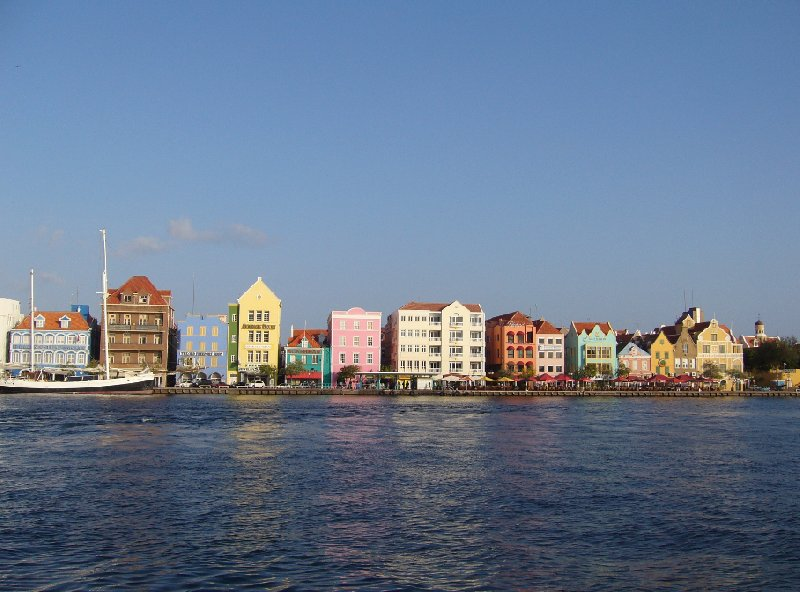 Photo Holiday in Willemstad, Curacao Island