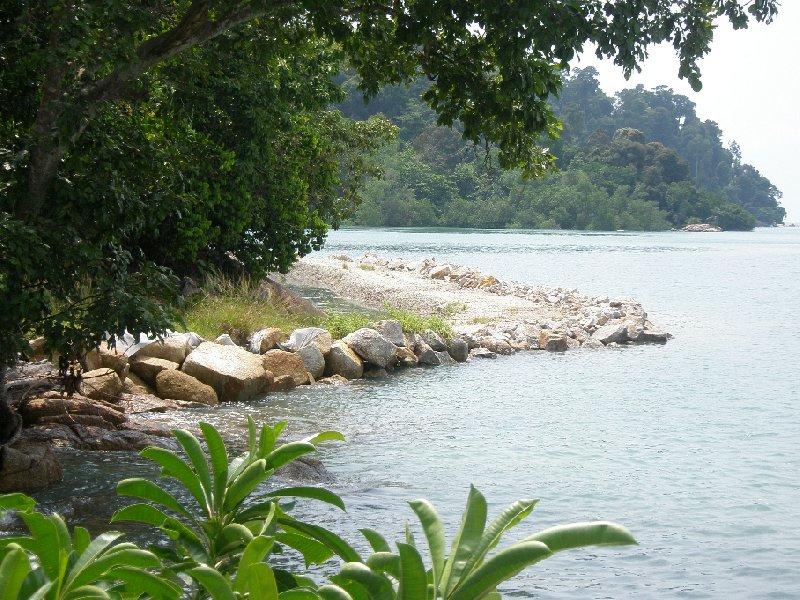 Malaysia Pangkor Island Beach Resort Vacation Diary