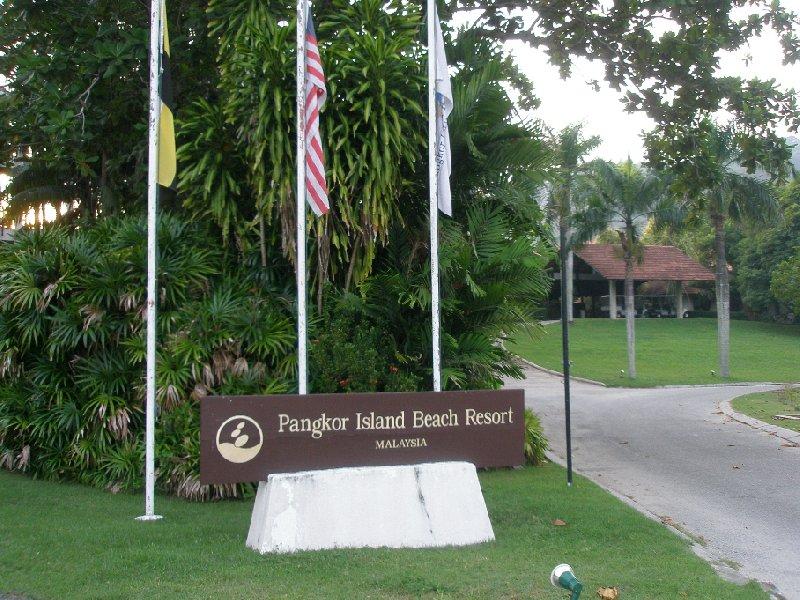 Malaysia Pangkor Island Beach Resort Blog Sharing