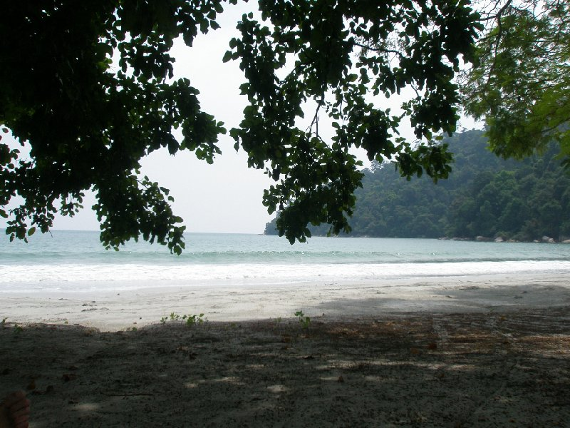 Malaysia Pangkor Island Beach Resort Diary Photo