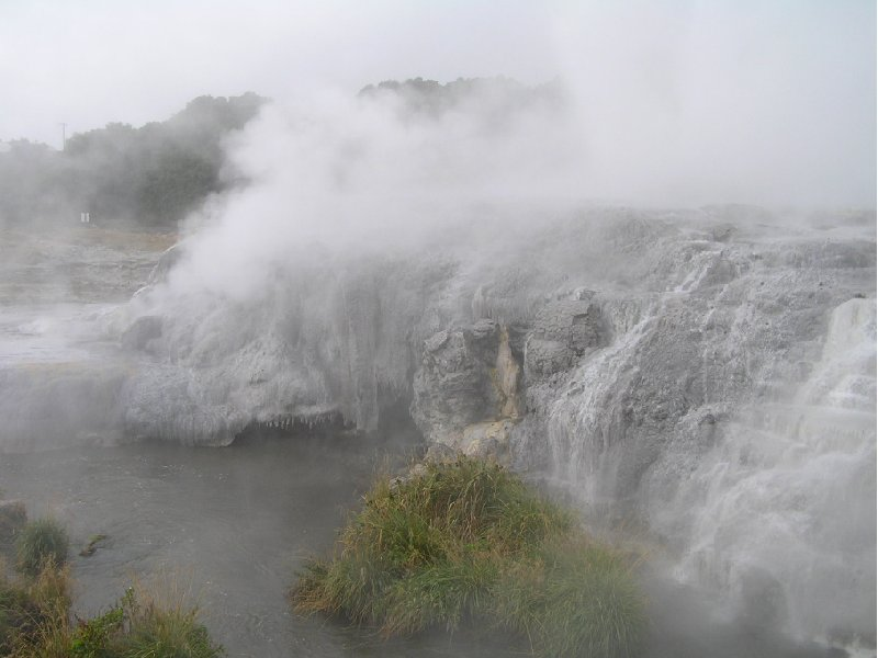 Photo Sightseeing Rotorua touring New Zealand culture