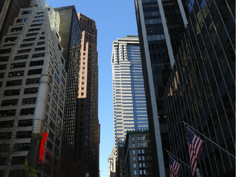 Autumn Stay in New York United States Diary Experience