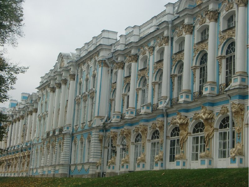 2 Day Stay in St Petersburg Russia Vacation Pictures