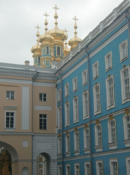 2 Day Stay in St Petersburg Russia Blog Review