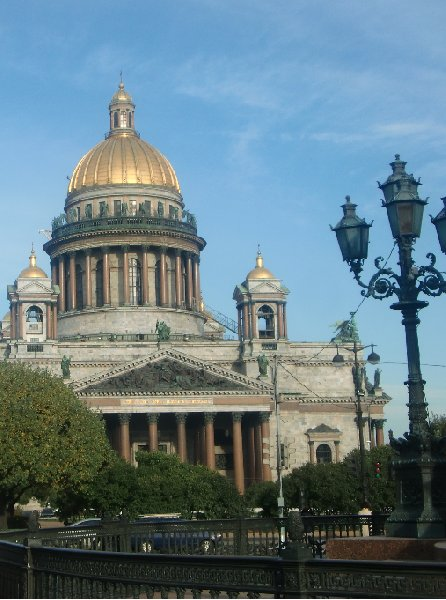 2 Day Stay in St Petersburg Russia Travel Photos
