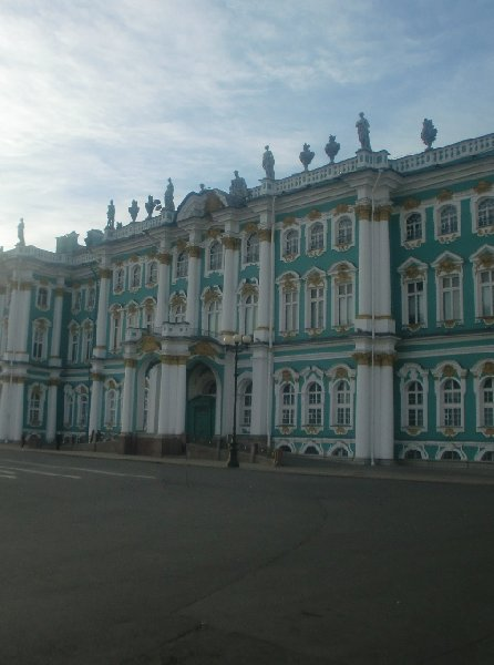 2 Day Stay in St Petersburg Russia Diary Pictures