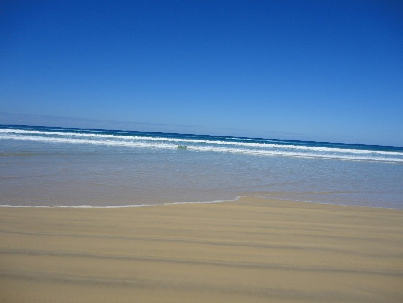Photo Fraser Island 4wd Tour destination