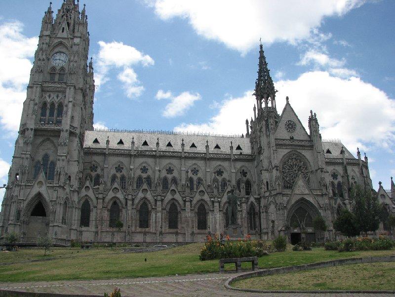 Photo Tour of Quito Ecuador through