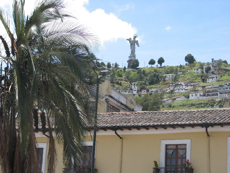 Quito Ecuador Blog Adventure
