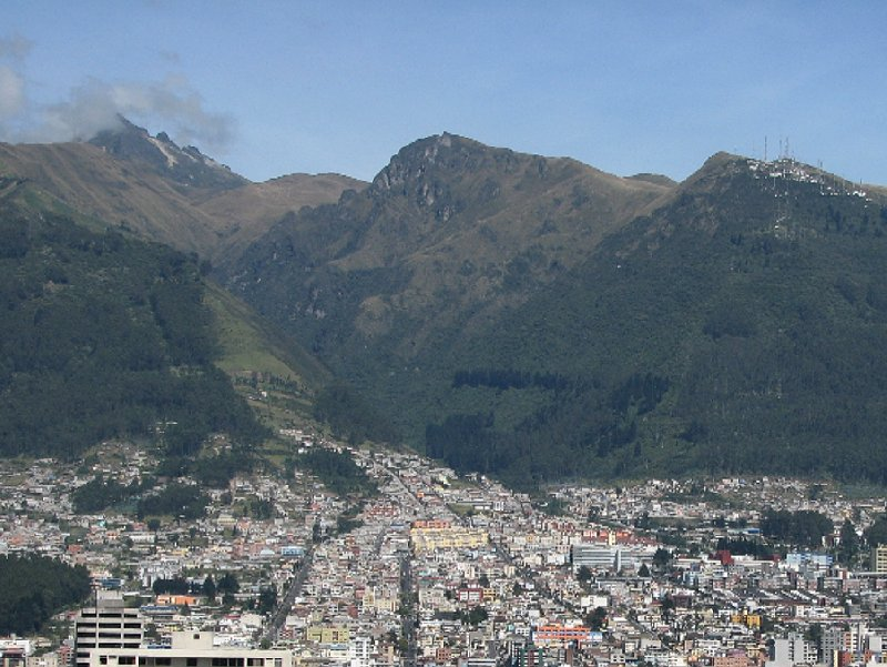 Quito Ecuador Diary Photos