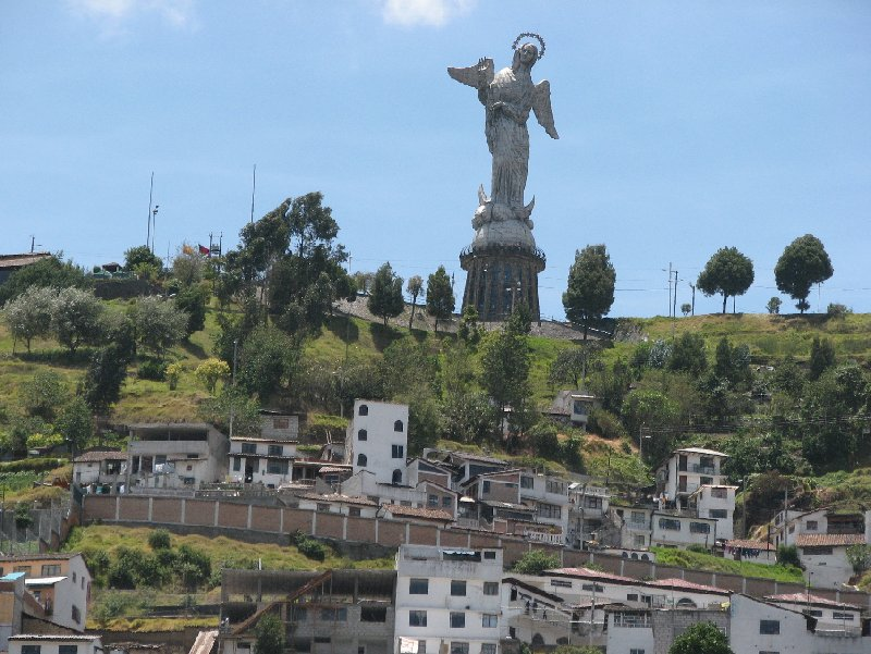 Quito Ecuador Vacation Adventure