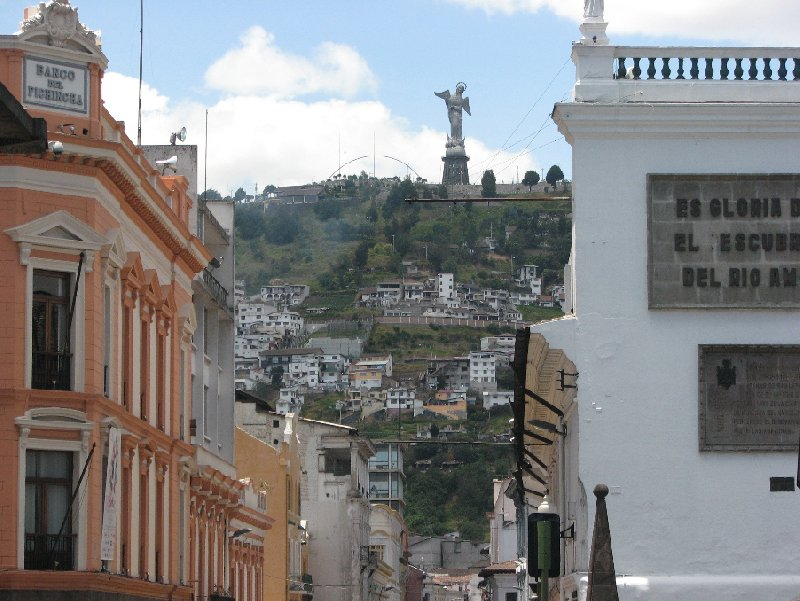 Quito Ecuador Travel Information