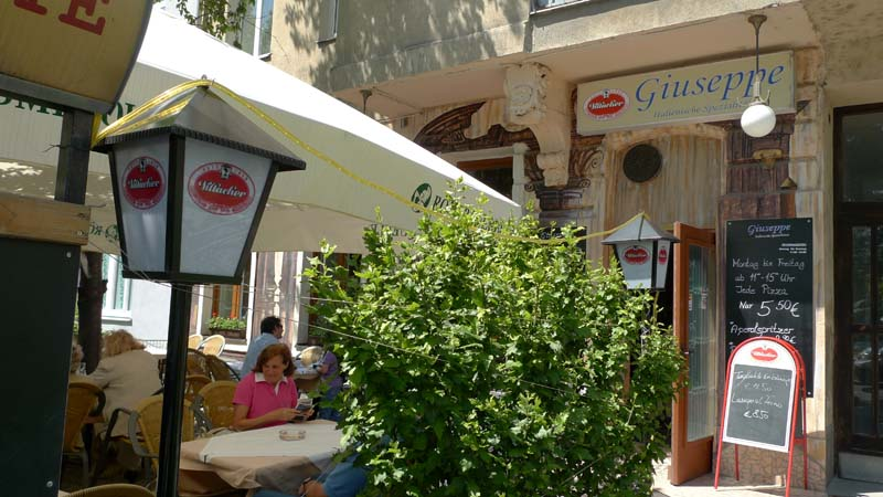 Giuseppe - a very nice, little italian Restaurant in the area!, Austria