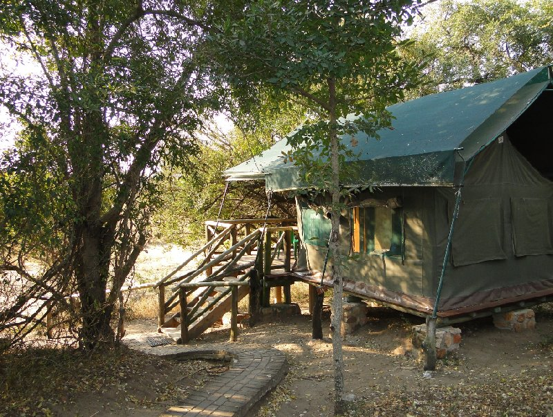 Photo Kruger National Park camping safari Africa