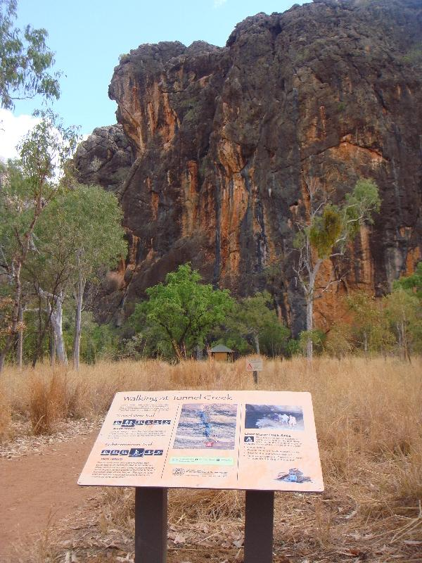 Kimberley Tour to Tunnel Creek Fitzroy Crossing Australia Trip Review