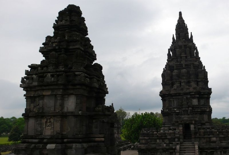   Yogyakarta Indonesia Diary Adventure