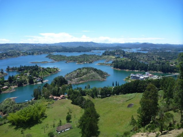 Weekend break from Medellin, Colombia Guatape Blog Photography