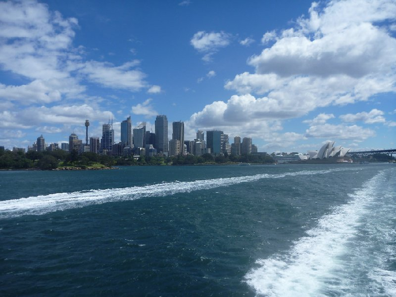 Aquarium Sydney Darling Harbour Australia Holiday Tips