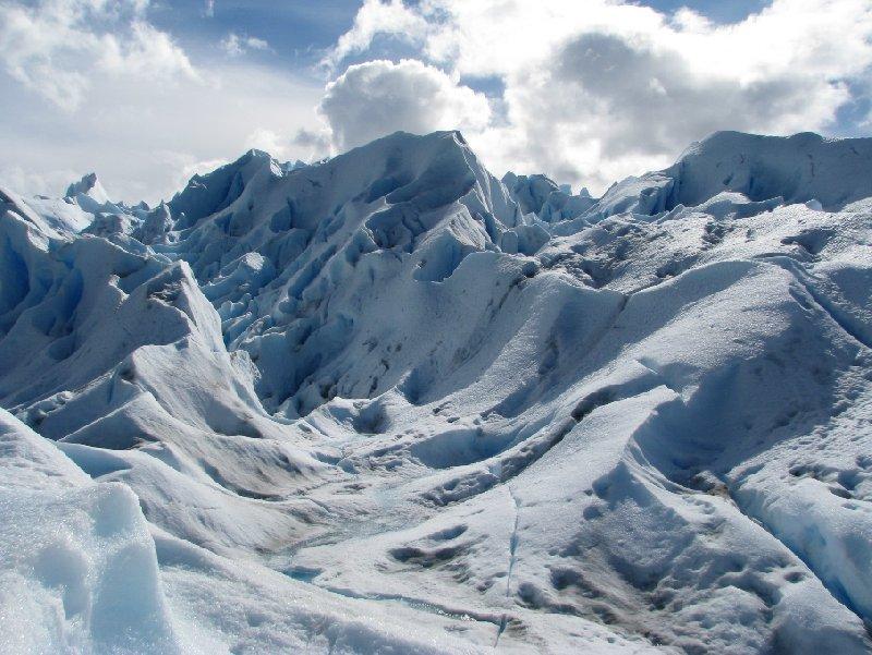 Glacier tour Patagonia Argentina El Calafate Travel