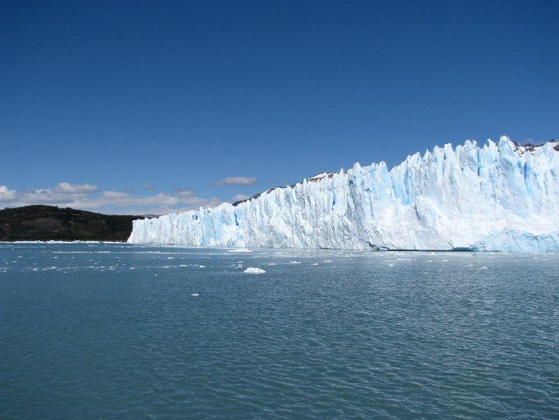 Photo Glacier tour Patagonia Argentina through