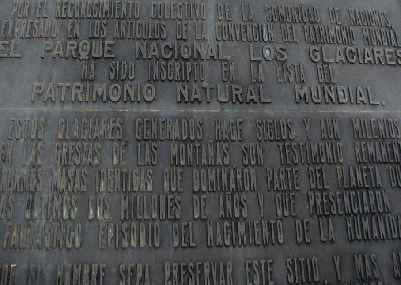 Glacier tour Patagonia Argentina El Calafate Blog Pictures