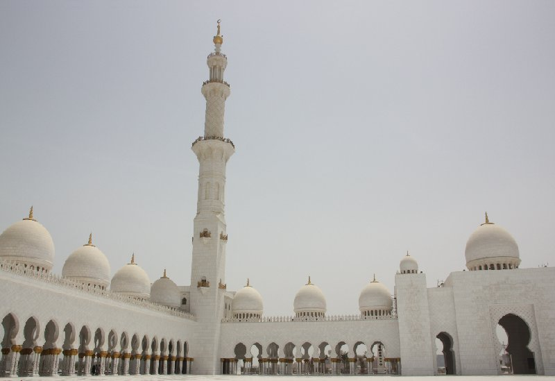 Tour from Dubai to Abu Dhabi United Arab Emirates Review Photo