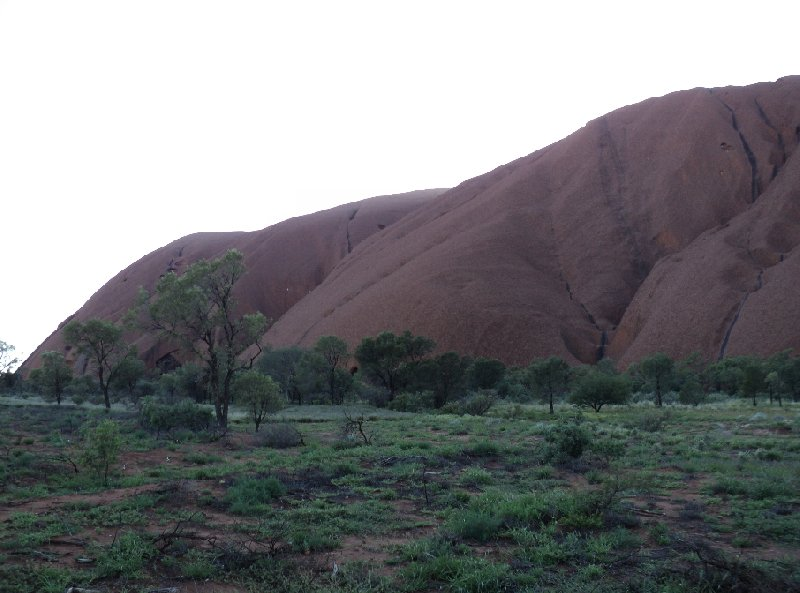 Photo Ayers Rock Tour checked