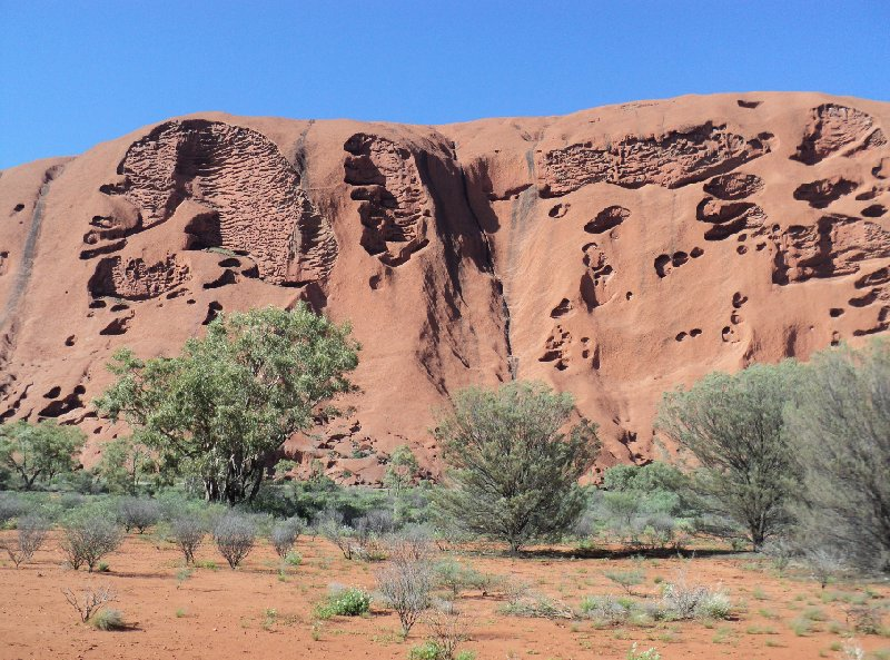 Photo Ayers Rock Tour different