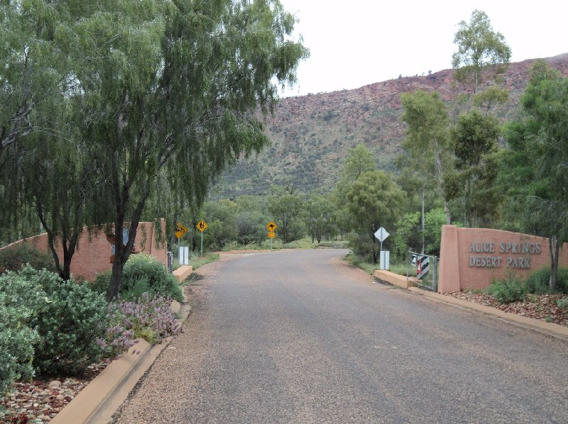 Alice Springs Australia Blog Review