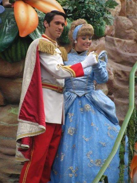 Photo Halloween in Disney World Paris enough