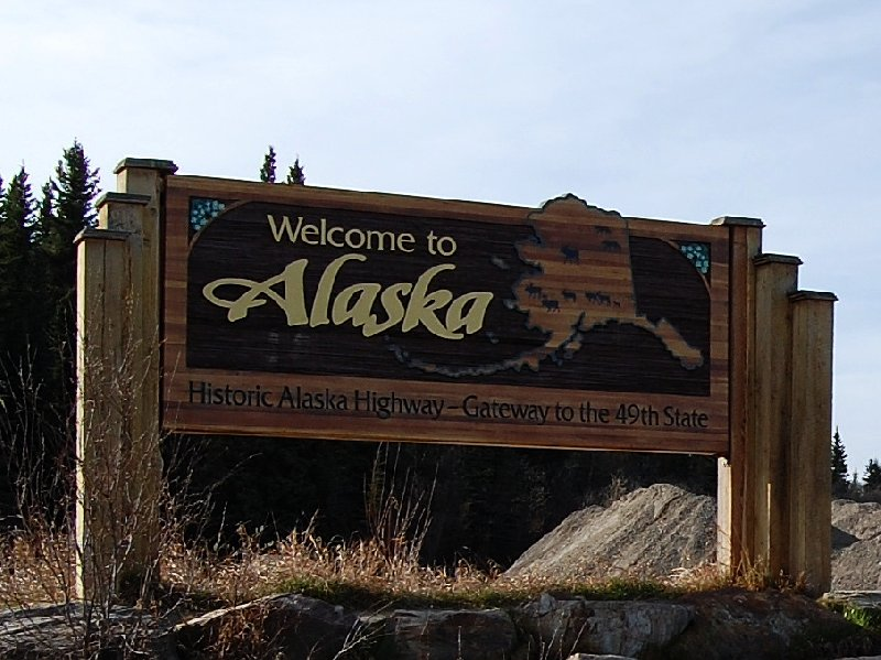 Cruising from Canada to Alaska road trip Gilpatricks United States Blog Sharing
