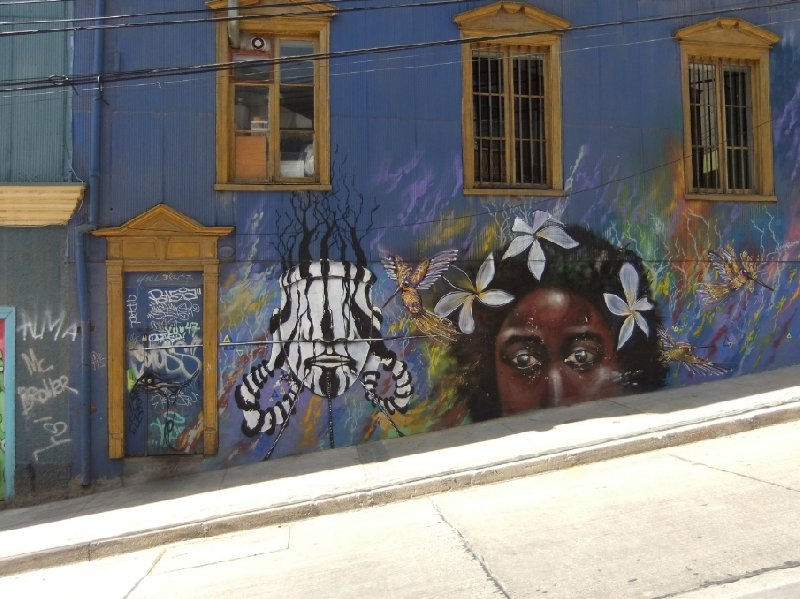 Valparaiso Chile Travel Experience