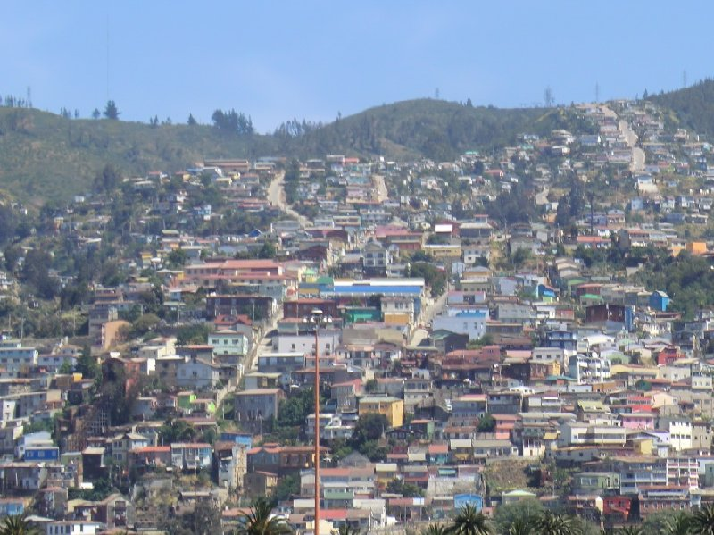 Stay in Valparaiso Chile Travel Diary