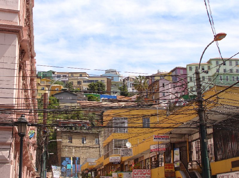 Valparaiso Chile Trip Sharing