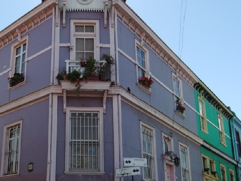 Photo Stay in Valparaiso Chile besides