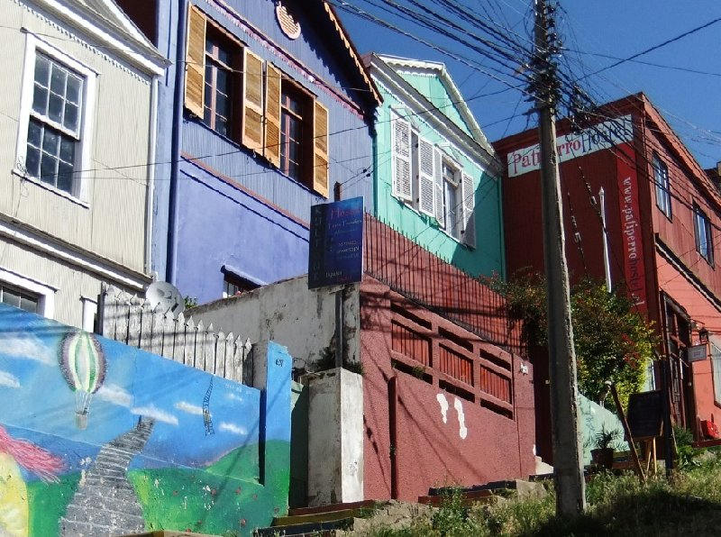 Photo Stay in Valparaiso Chile decided
