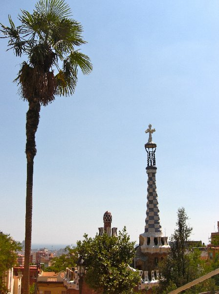 Barcelona Spain Travel Photo