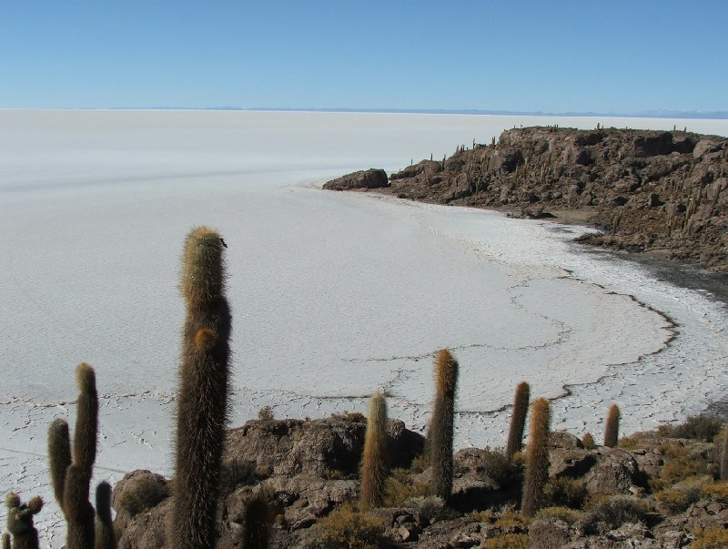 Photo Salar de Uyuni tour in Bolivia people