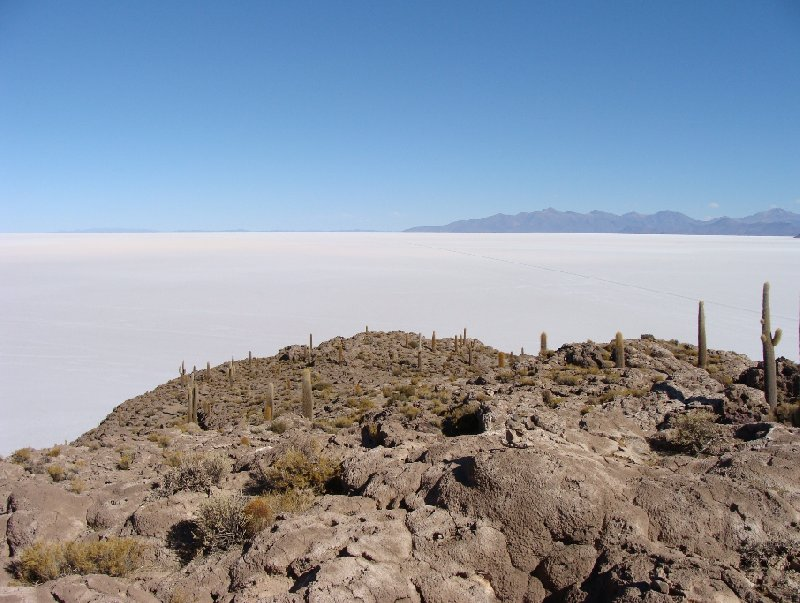 Salar de Uyuni tour in Bolivia Potosi Information