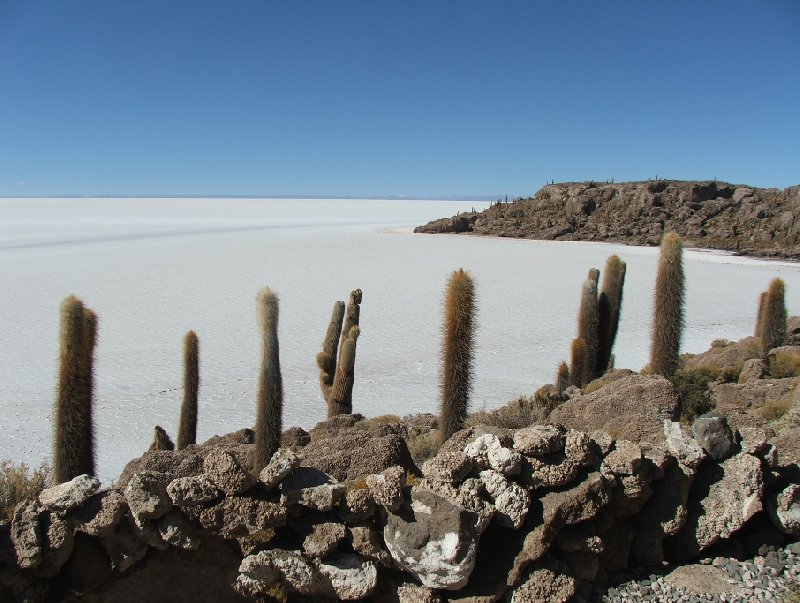 Salar de Uyuni tour in Bolivia Potosi Travel Diary