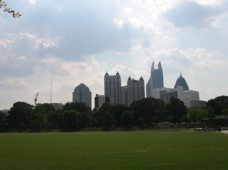 Trip to Atlanta United States Travel Adventure