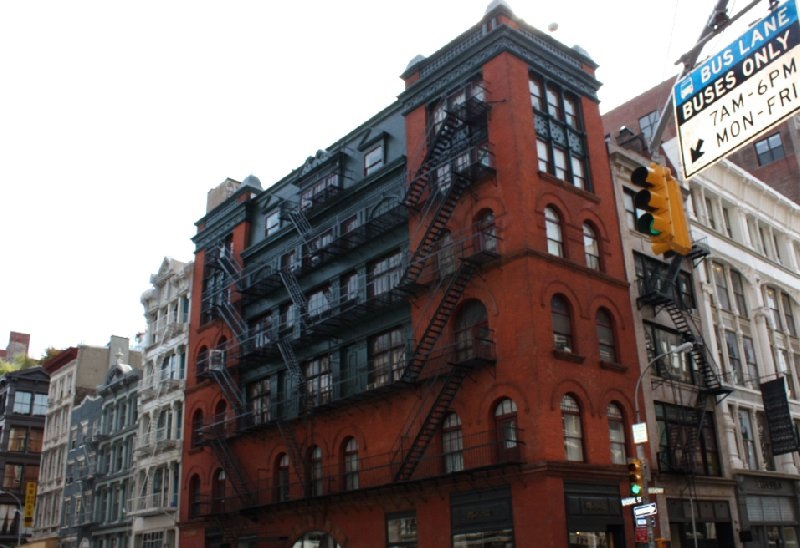 Autumn Stay in New York United States Blog Review