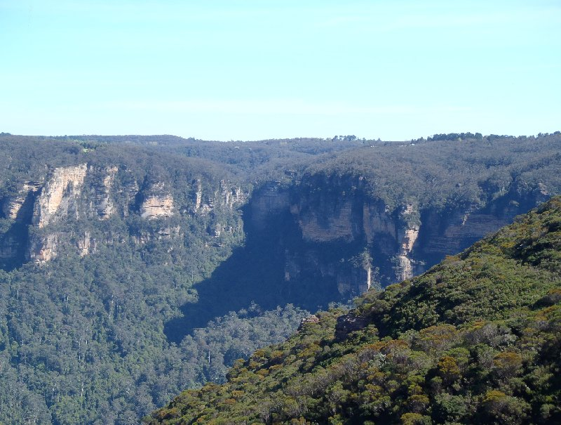 Photo Blue Mountains day tour destination
