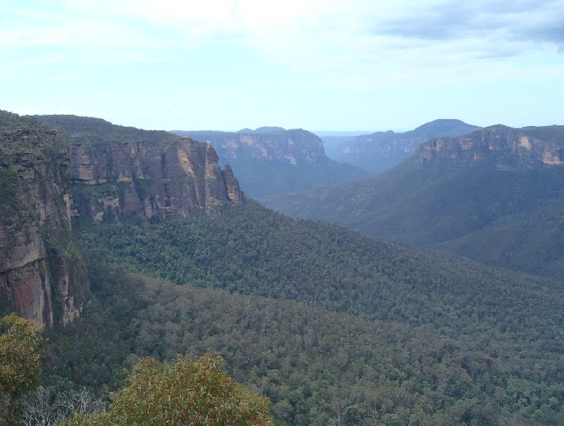 Photo Blue Mountains day tour coming